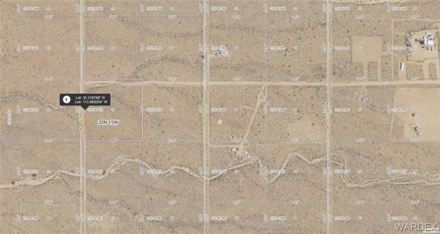 0000 N Beechwood Drive, Kingman, AZ 86401 (MLS #960225) :: The Lander Team