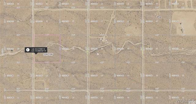 0000 N Beechwood Drive, Kingman, AZ 86401 (MLS #960227) :: The Lander Team