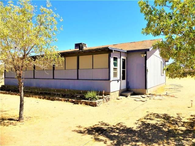 14948 N Canyon Drive, Dolan Springs, AZ 86441 (MLS #960245) :: The Lander Team