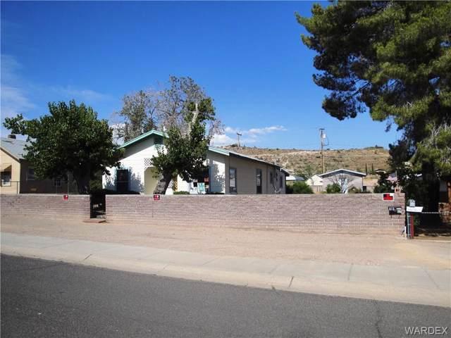 910 Grandview Avenue, Kingman, AZ 86401 (MLS #960415) :: The Lander Team
