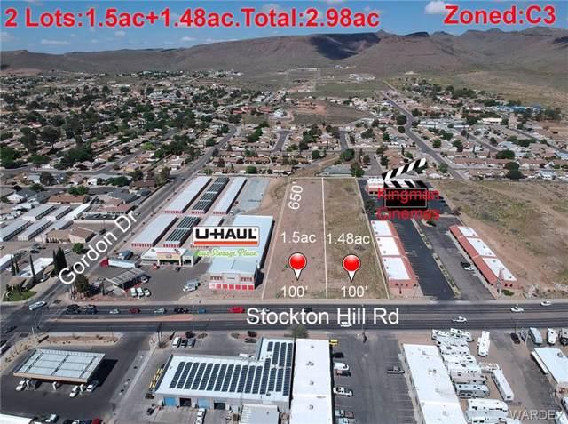 4035 N Stockton Hill Road, Kingman, AZ 86409 (MLS #960421) :: The Lander Team