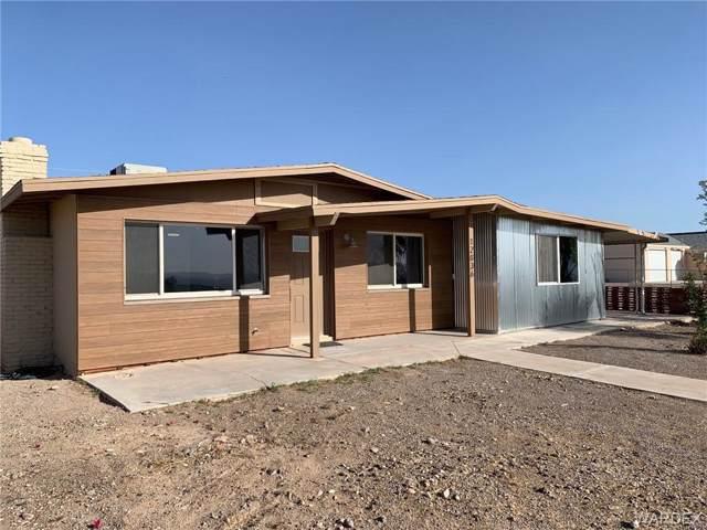 12836 S Agua Caliente Drive, Topock/Golden Shores, AZ 86436 (MLS #960526) :: The Lander Team