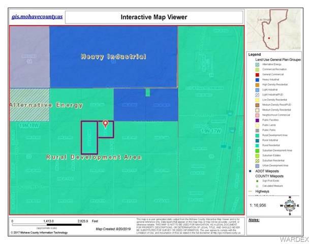 00 N Wickenberg Road, Golden Valley, AZ 86413 (MLS #960603) :: The Lander Team