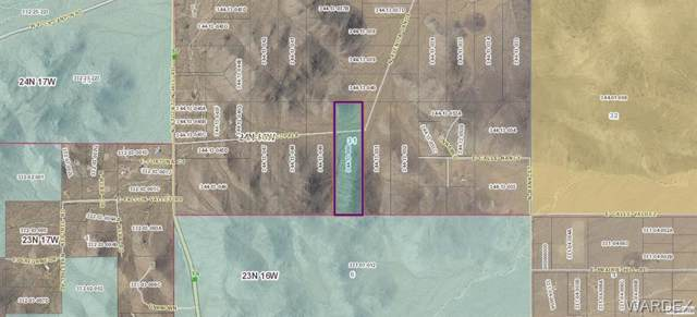 Lots 10 & 15 Calle Copala, Kingman, AZ 86409 (MLS #960633) :: The Lander Team