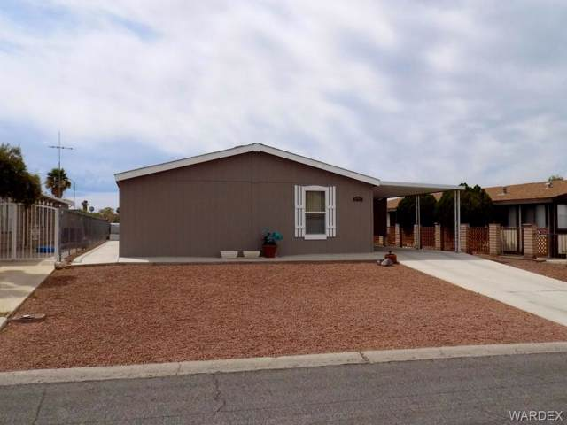 592 Riverfront Drive, Bullhead, AZ 86442 (MLS #960662) :: The Lander Team