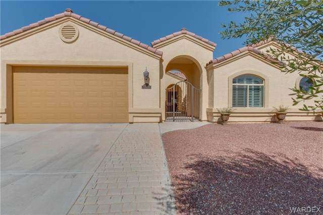 6219 S Los Lagos Cove, Fort Mohave, AZ 86426 (MLS #960669) :: The Lander Team