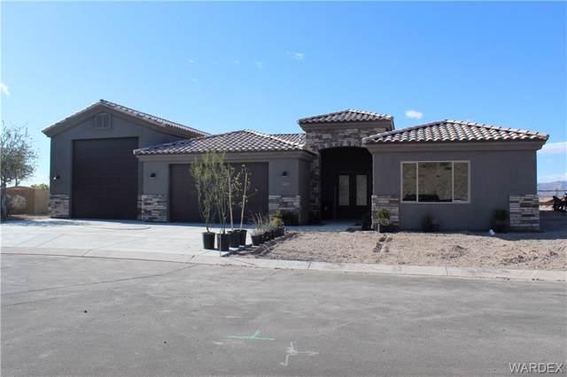 1223 Coghill Court, Bullhead, AZ 86429 (MLS #960670) :: The Lander Team