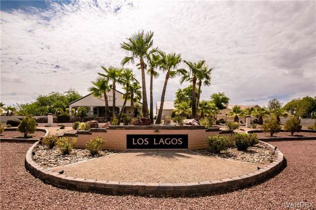 6158 S Los Lagos Place, Fort Mohave, AZ 86426 (MLS #960764) :: The Lander Team