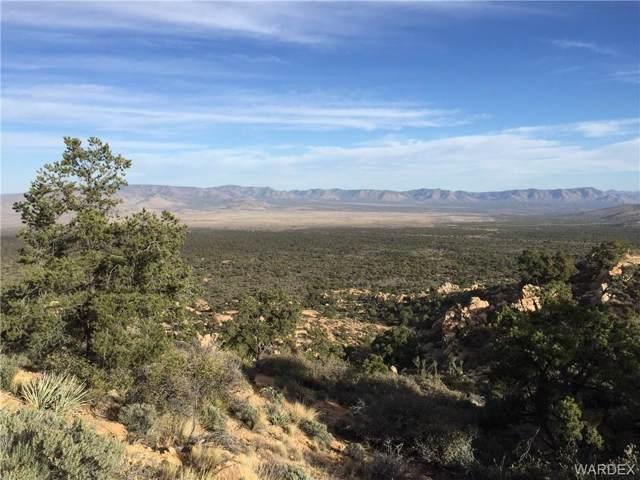 Lot 156 E Rainbow Pass, Hackberry, AZ 86411 (MLS #960894) :: The Lander Team
