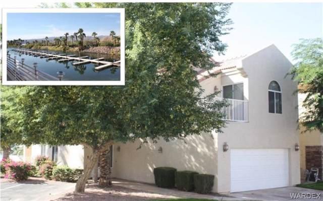 1825 E Shore Villas Drive #5, Bullhead, AZ 86442 (MLS #961050) :: The Lander Team