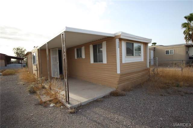 1900 Oliver Drive, Bullhead, AZ 86442 (MLS #961116) :: The Lander Team