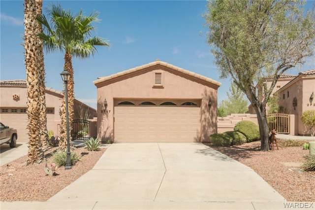 2717 Desert Flowers Drive, Bullhead, AZ 86429 (MLS #961142) :: The Lander Team