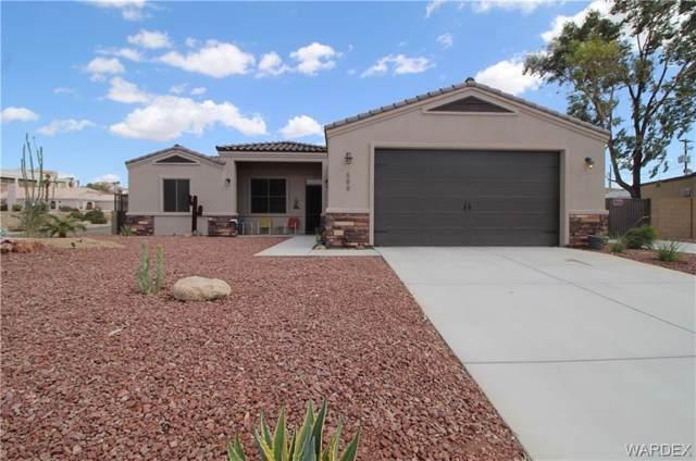 588 Tamerack Street, Bullhead, AZ 86429 (MLS #961150) :: The Lander Team