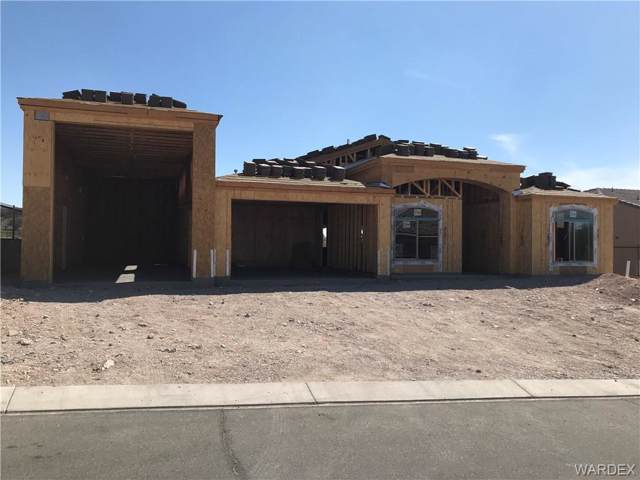 3216 Sidewheel Drive, Bullhead, AZ 86429 (MLS #961219) :: The Lander Team