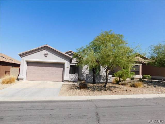 2893 Esmerelda Drive, Bullhead, AZ 86429 (MLS #961238) :: The Lander Team
