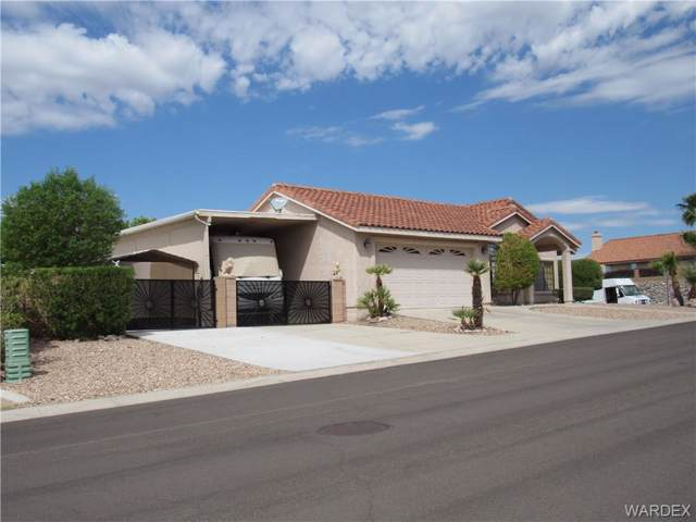 2494 N Ridge Avenue, Bullhead, AZ 86429 (MLS #961240) :: The Lander Team