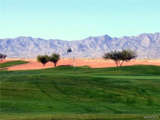 37 Spanish Bay Drive, Mohave Valley, AZ 86440 (MLS #961368) :: The Lander Team