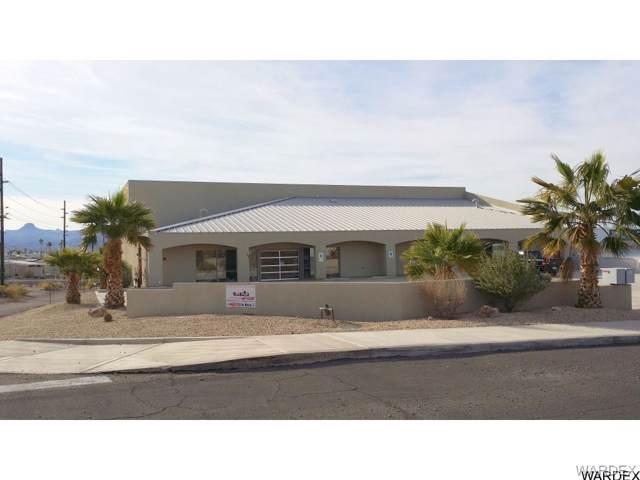 1596 Countryshire Avenue, Lake Havasu, AZ 86403 (MLS #961402) :: The Lander Team