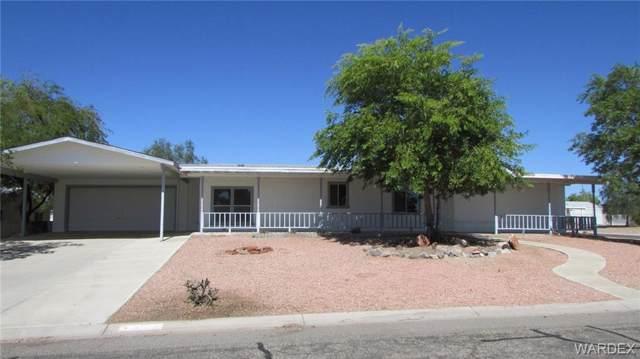 2557 E Morgan Road, Fort Mohave, AZ 86426 (MLS #961497) :: The Lander Team
