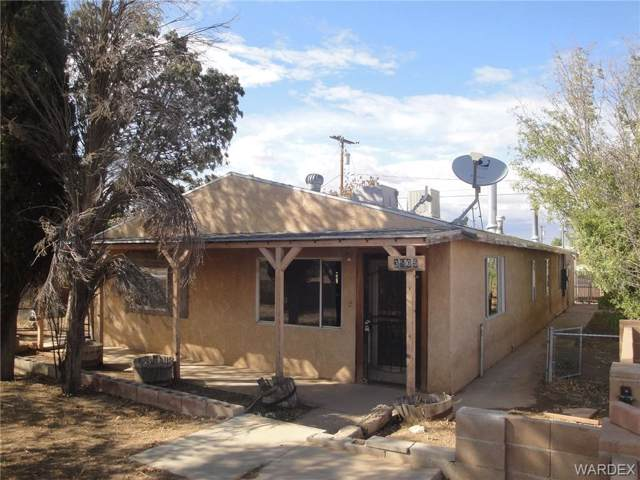 3505 E Shaeffer Avenue, Kingman, AZ 86409 (MLS #961516) :: The Lander Team