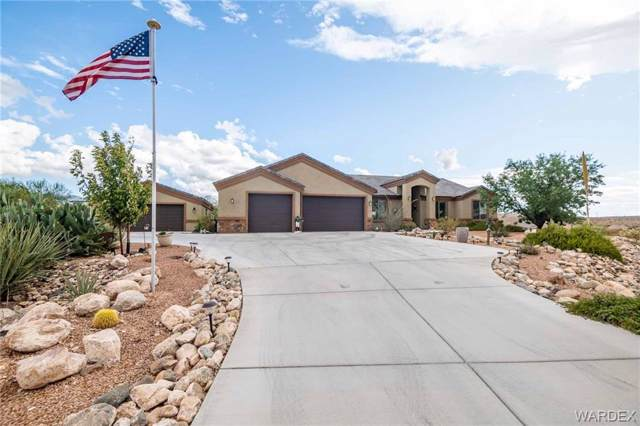 3240 E Rosslynn Drive, Kingman, AZ 86401 (MLS #961526) :: The Lander Team