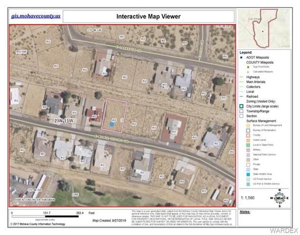 7659 E Monte Tesoro Drive, Kingman, AZ 86401 (MLS #961538) :: The Lander Team