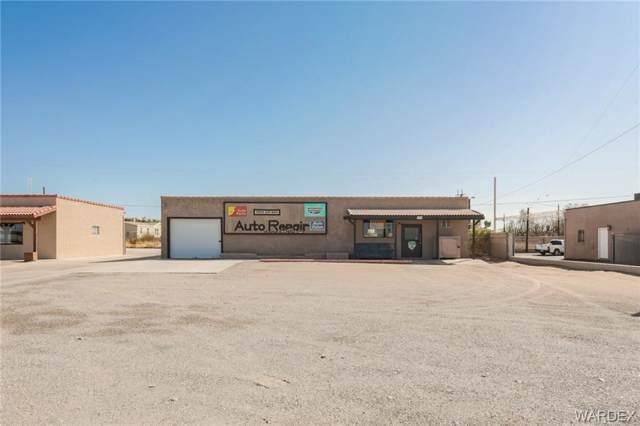 12942 S Oatman Highway, Topock/Golden Shores, AZ 86436 (MLS #961544) :: The Lander Team