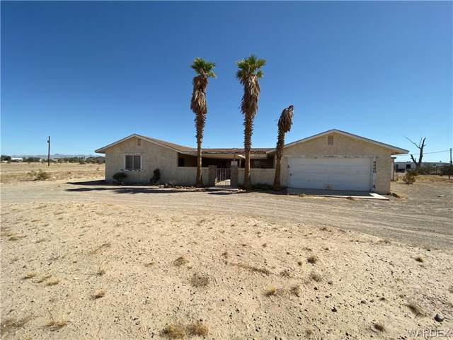 4460 S Cavalry Road, Fort Mohave, AZ 86426 (MLS #961649) :: The Lander Team