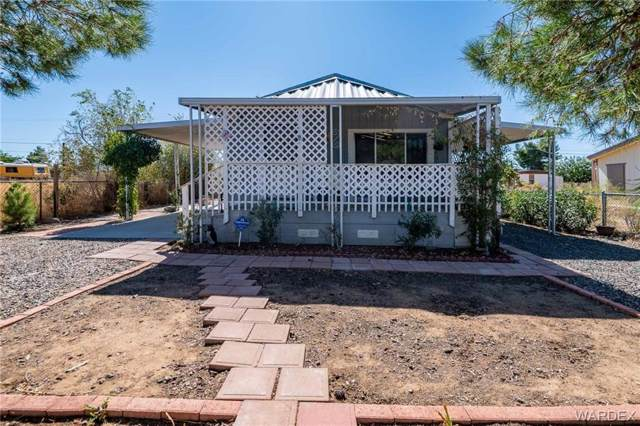 4022 E Hearne Avenue, Kingman, AZ 86409 (MLS #961661) :: The Lander Team
