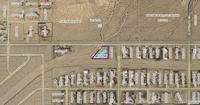 2270 E Joy Lane, Fort Mohave, AZ 86426 (MLS #961691) :: The Lander Team