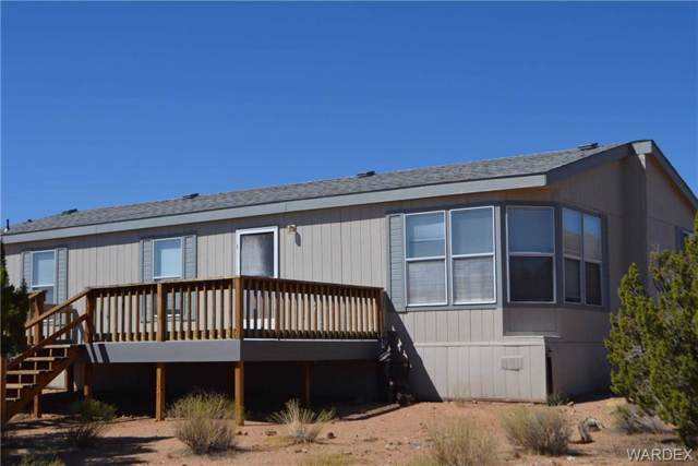 19630 S Wagon Trail Road, Yucca, AZ 86438 (MLS #961696) :: The Lander Team