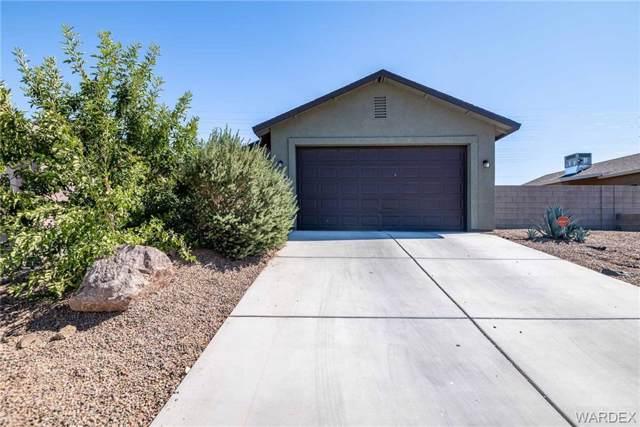 3458 N Sage Street, Kingman, AZ 86401 (MLS #961702) :: The Lander Team