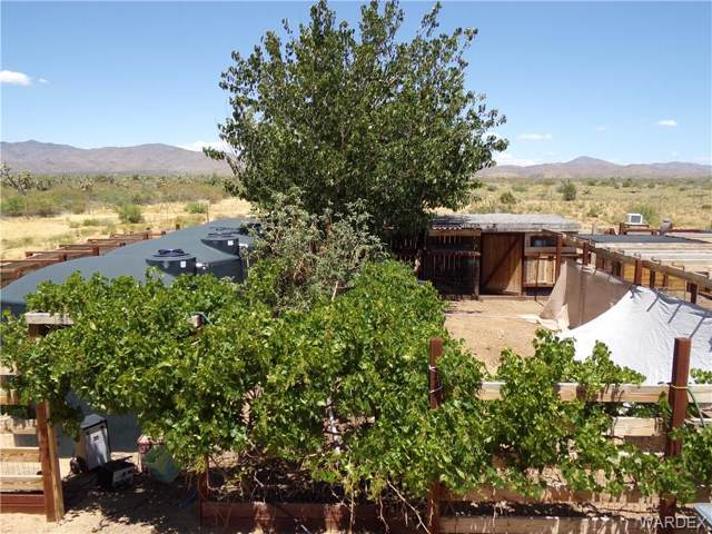 20925 S Wagon Trail Road, Yucca, AZ 86438 (MLS #961731) :: The Lander Team