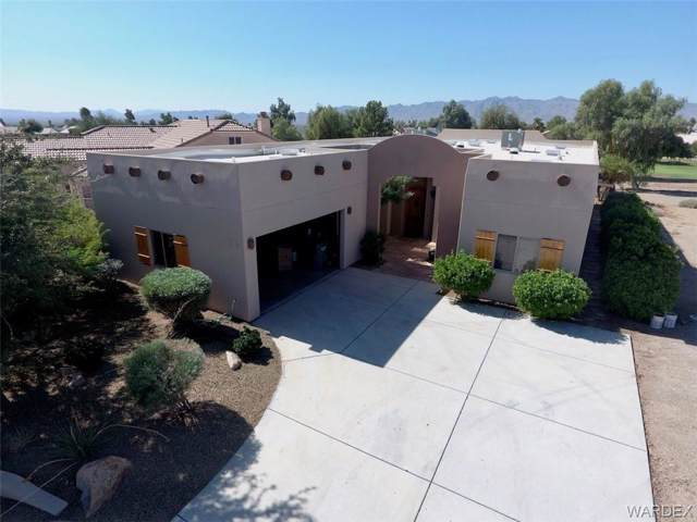 5725 S Club House Drive, Fort Mohave, AZ 86426 (MLS #961763) :: The Lander Team
