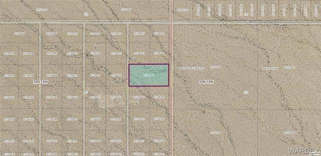 0000 South Desert View Trail, Golden Valley, AZ 86413 (MLS #961791) :: The Lander Team
