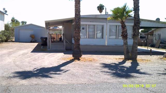 1150 Gemstone Avenue, Bullhead, AZ 86442 (MLS #961836) :: The Lander Team