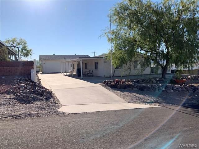 1435 Colina Drive, Bullhead, AZ 86442 (MLS #961843) :: The Lander Team
