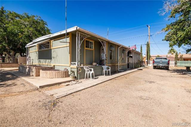 2705 E Carver Avenue, Kingman, AZ 86409 (MLS #961845) :: The Lander Team