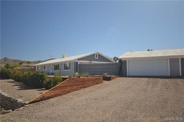 7128 E Rawhide Circle, Kingman, AZ 86401 (MLS #961861) :: The Lander Team