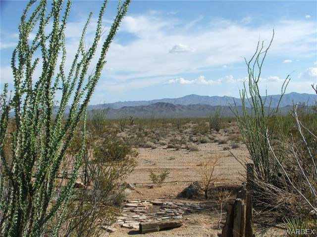 Lot 74 S Angell Rd., Yucca, AZ 86438 (MLS #961863) :: The Lander Team
