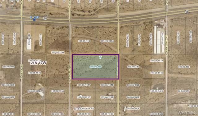 TBD Kelvin Road, Golden Valley, AZ 86413 (MLS #961881) :: The Lander Team