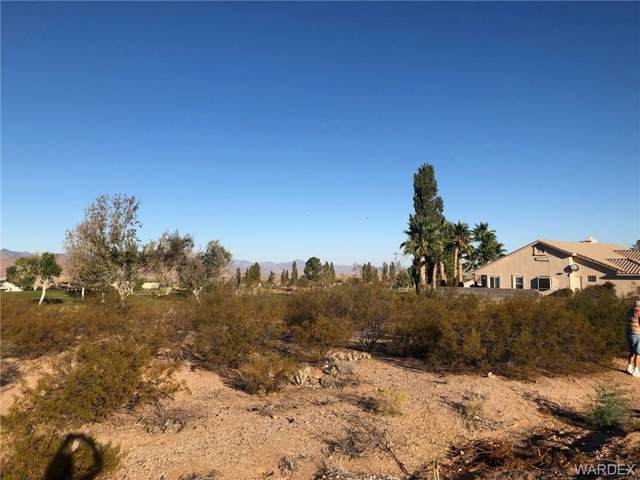 9813 N Vista Drive, Kingman, AZ 86401 (MLS #961904) :: The Lander Team