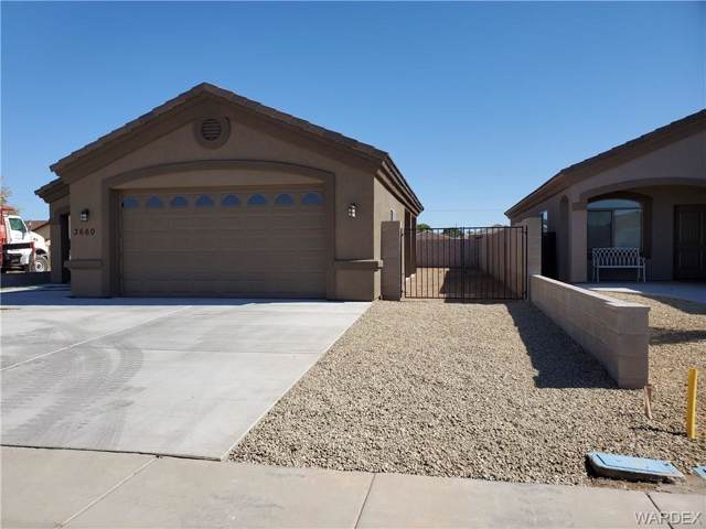 3660 N Miller Street, Kingman, AZ 86401 (MLS #961959) :: The Lander Team