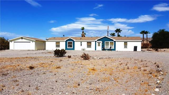 2097 E Moon Mountain Place, Fort Mohave, AZ 86426 (MLS #961962) :: The Lander Team