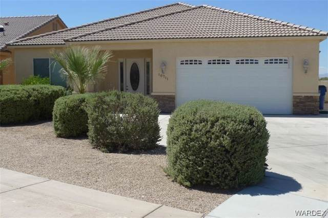 10711 S Blue Water Bay Cove, Mohave Valley, AZ 86440 (MLS #961969) :: The Lander Team