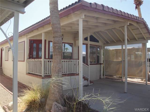 2000 Ramar Road #204, Bullhead, AZ 86442 (MLS #961986) :: The Lander Team
