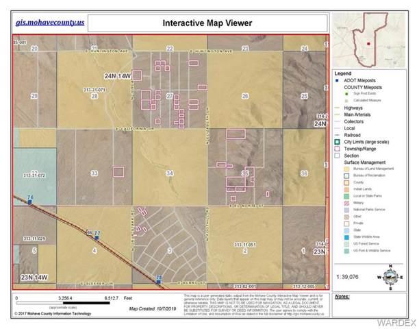 TBD Shadow Mountain Acres, Kingman, AZ 86401 (MLS #961989) :: The Lander Team