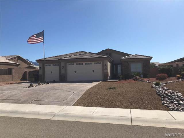 3384 Whitehead Avenue, Kingman, AZ 86401 (MLS #962000) :: The Lander Team