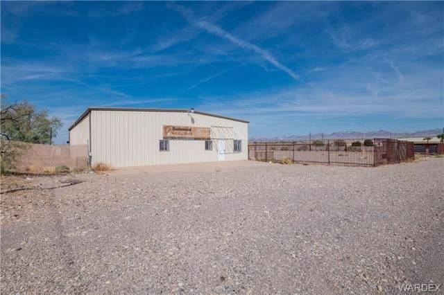 1377 E Corona Road, Fort Mohave, AZ 86426 (MLS #962009) :: The Lander Team