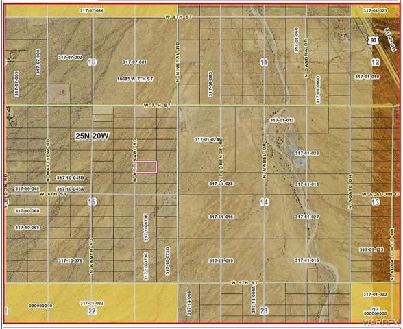 GTAC #8 S-15 LOT 47 Kellkari( Off Of 7Th) Road, Dolan Springs, AZ 86441 (MLS #962011) :: The Lander Team